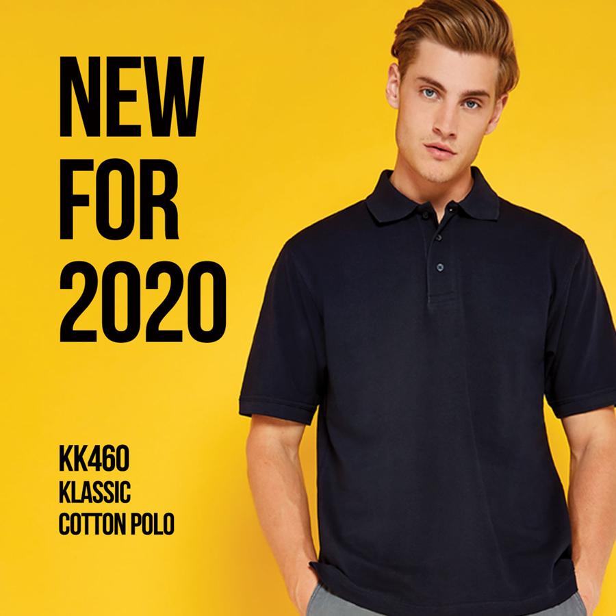 KK460 Cotton Klassic Polo