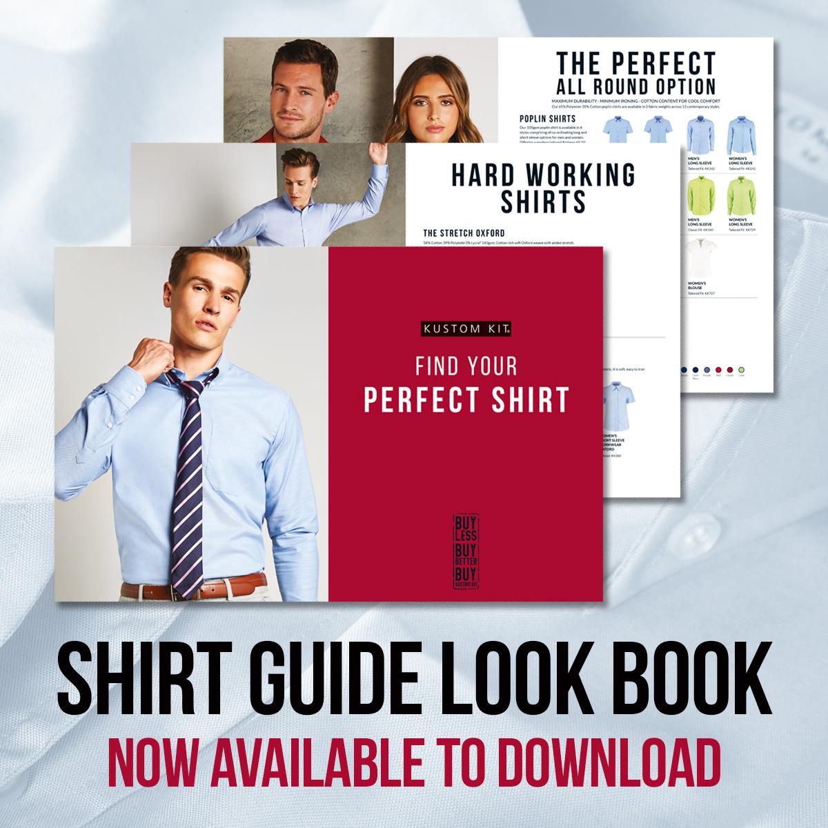 Shirt Guide Look Book