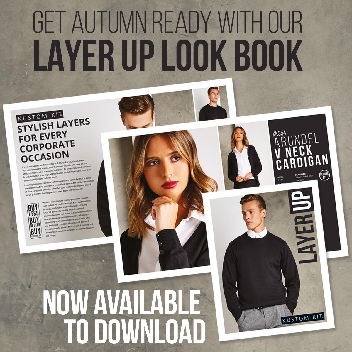 Layering Look Book